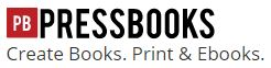 Pressbooks authoring tool for print and electronic books