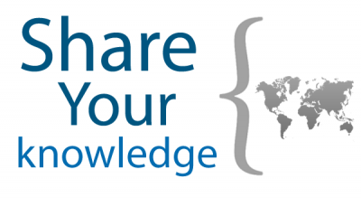 Share your knowledge with the world