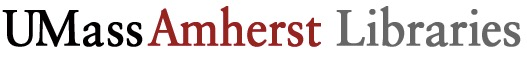 UMass Amherst Libraries Logo