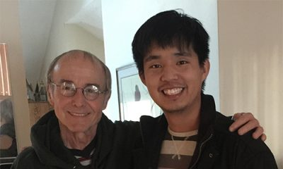 Dr. David B. Miller and Addison Zhao