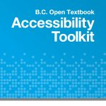 B.C. Campus Open Textbook Accessibility Toolkit Cover